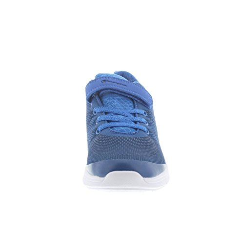 Champion Low Cut Shoe Pax Jr. B Ps, Chaussures de course garçon Azzurro elettrico