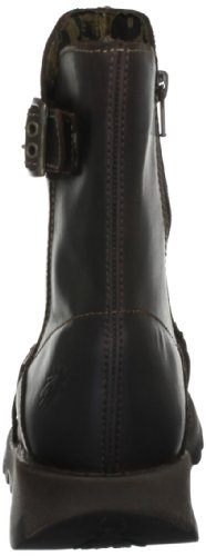 Fly London  Seti, Bottes femme Marron (Dark Brown)