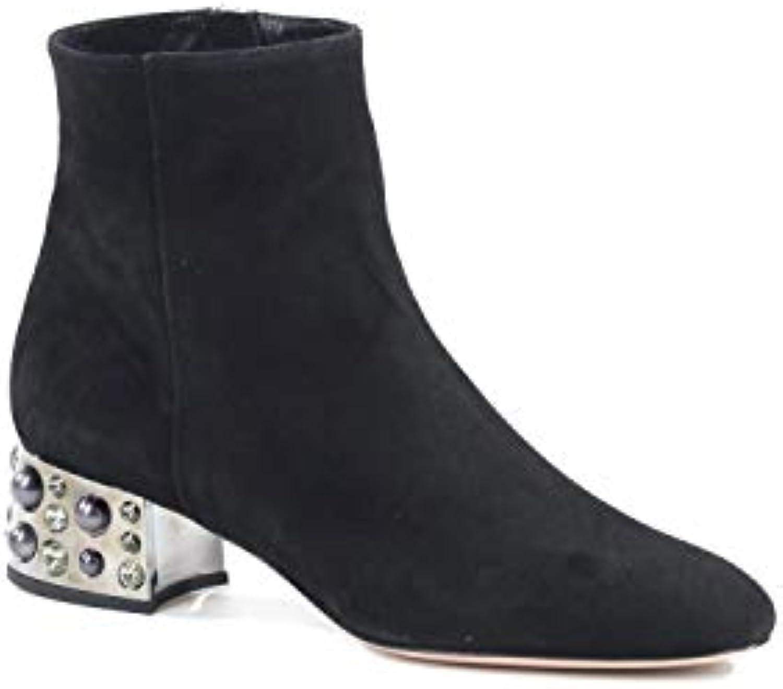 Sebastian, Scarpe col Tacco Donna Nero EU | Qualità primaria  | Maschio/Ragazze Scarpa
