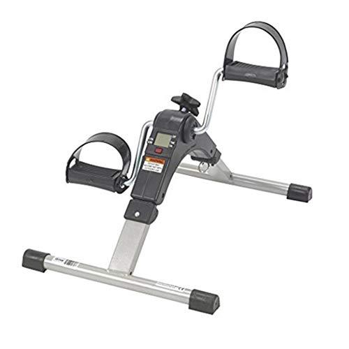 WXX Pedal-Trainer-Portable Desktop-Loop LERD-Display, Arm-und Beinübungstraingerät, einstellbare Fitness-Rehabilitationsgeräte für ältere Menschen