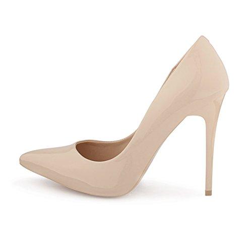 best-boots , Sandales pour femme Beige - Beige Lack