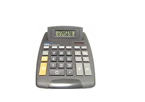 C63® Large Desktop Calculator. Battery