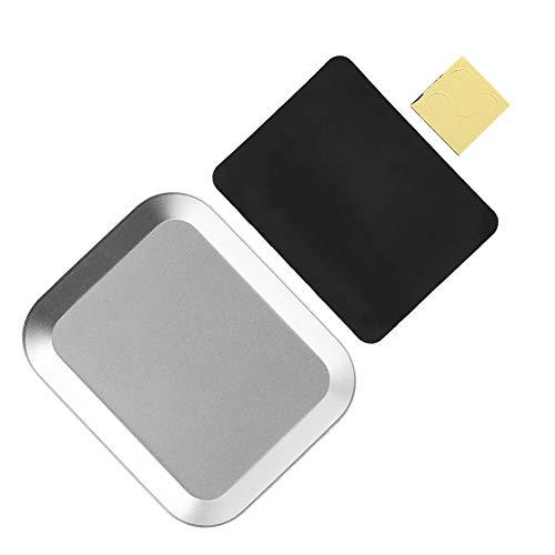 InvocBL Metall-Magnetische Ablage für Schrauben, Organizer, für Handys, Autos, Drohnenmodell, Reparaturwerkzeuge