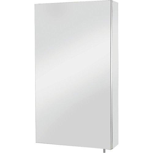 Spiegelschrank drehbar - Colorado Spiegelschrank mit Tür, Edelstahl