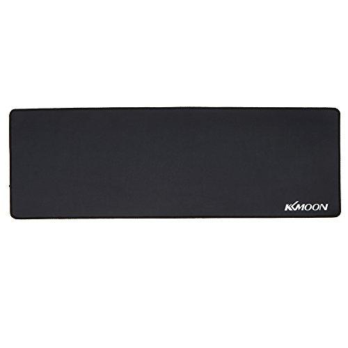KKmoon Super Grande Taille Tapis de Souris 900*300*3mm Anti-glissant et Hydrorésistant