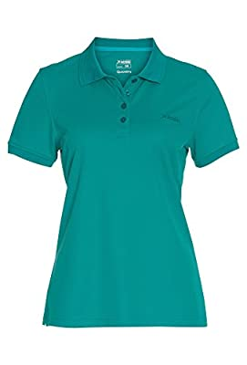 VITTORIO ROSSI Poloshirt mit Quick dry Ausrüstung in vielen Farben Funktions-Shirt,T-Shirt,Damen-Poloshirt,Outdoor