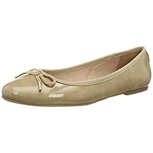 Tamaris Damen 1-1-22123-22 253 Geschlossene Ballerinas