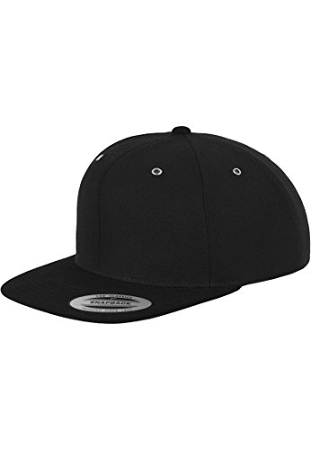 Boots Suede Snapback blk/blk one size