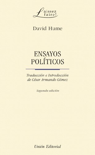 Ensayos políticos (Laissez Faire)
