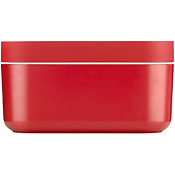 Ice Cube Tray With Storage Container Bin Amazon Co Uk