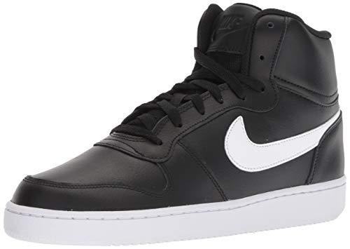 Nike Ebernon Mid, Baskets Hautes Homme, Noir...