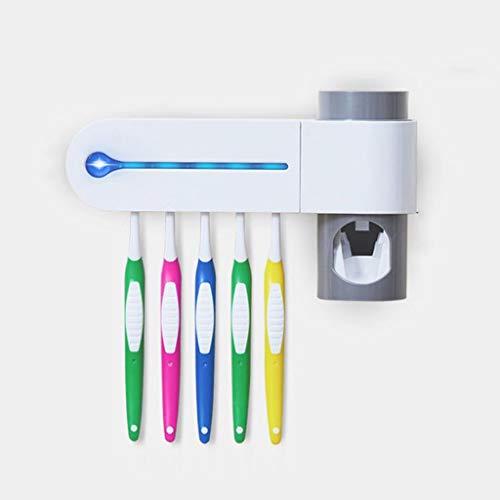 Esterilizador Ultravioleta, Bacterias del cepillo de dientes esterilizador UV exterminación de gérmenes...