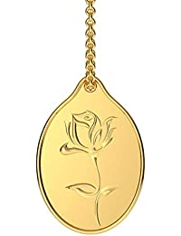 Malabar Gold & Diamonds 24k (999) 2 gram Yellow Gold Coin cum Pendant