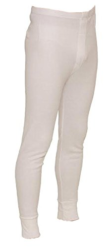 RP Collections® British Made Bargain Mens Thermal Underwear Long Johns Pants