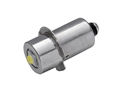 Systart TorchLED13 Ampoule de rechange à LED pour lampes alimentés par batterie avec socle à baïonnette P13.5S