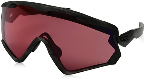 Oakley Herren Wind Jacket 2.0 941805 Sonnenbrille, Grau (gris Oscuro), 0