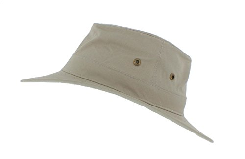 Failsworth - Chapeau fedora - Homme Beige - Stone