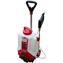 Forum Equipement 100 M001 pulverizador eléctrico y independiente dual Sprayer blanco 34 ...