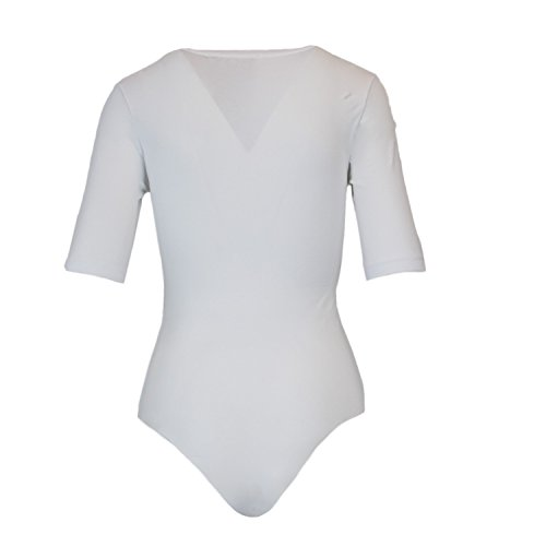 Boy London Donna Body Manica Corta BL1019 Bianco