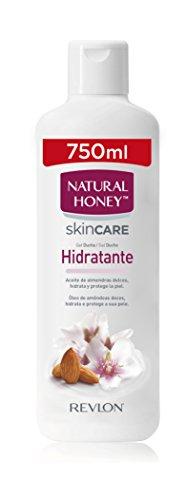 Natural Honey Bagnoschiuma Gel Hydratant
