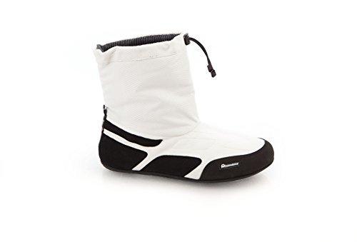 Xnowmate Smart Boots: bottes apres-ski unisexe, pliables, coupe-vent et impermeables white