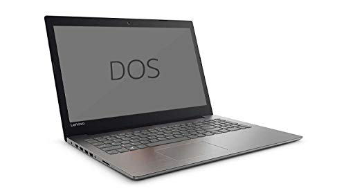Lenovo Ideapad 320 80XH01GEIN 15.6-inch Laptop (6th gen i3-6006U/4GB/1TB/DOS/Integrated Graphics), Onyx Black