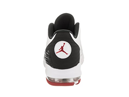 Nike Sneaker Uomo White/Gum/Red/Blacl