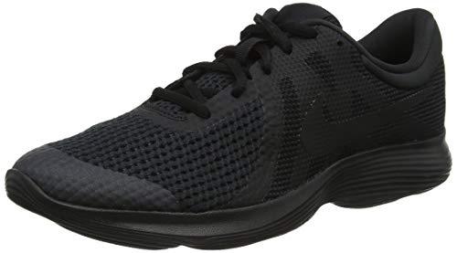 Nike Damen Revolution 4 (GS) Fitnessschuhe, Mehrfarbig (943309 004 Negro), 36 EU (4 Air Jordan Frauen Nike)