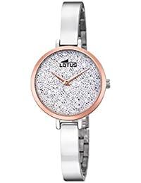 837dfed1ed4a Suchergebnis auf Amazon.de für  Lotus - Silber   Armbanduhren ...