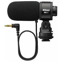 Nikon Micrófono estéreo ME-1para Digital SLR Cámara (importación de Japón)