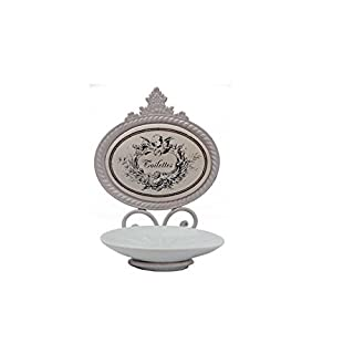 Nostalgic Soap Holder with Soap Dish by Antic Line
