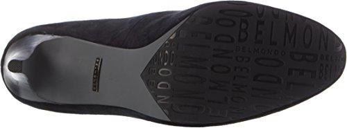 Belmondo 703593, Scarpe con Tacco Donna Nero (Nero)
