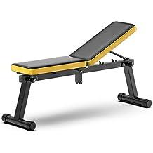 Musculación Fitness y ejercicio Banco de abdominales para el hogar Silla de ejercicios masculina y femenina