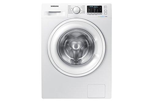 Samsung ww90j5355dw/EC pie frente 9kg 1200u/min a + + + Blanco Lavadora