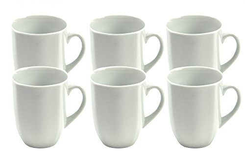 Van Well Atrium Lot de 6 tasses à café 33 cl