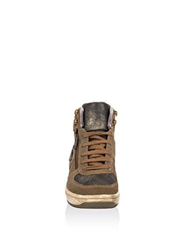Wrangler - Jump Kyf, Sneaker alte Donna Taupe