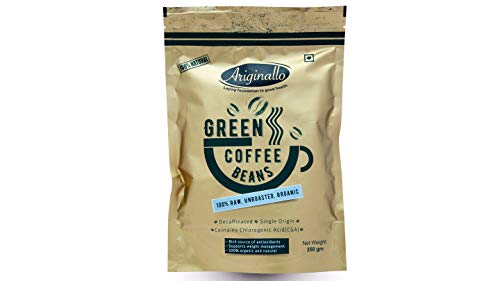 6) Ariginallo Green Coffee Beans for Weight Loss 350 G