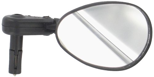 Btwin 3D-Rear-View-Mirror Lights and Safety, Adults