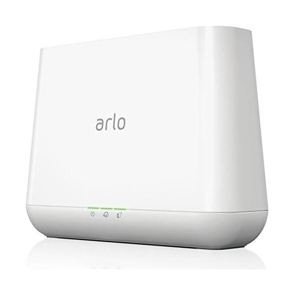 Arlo Pro Security Camera Add-On Rechargeable Wire-Free HD Camera with Audio (Base Station not included), Indoor/Outdoor, Night Vision (VMC4030) by NETGEAR,VMC4030-100EUS 2