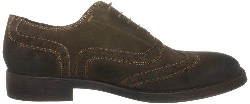 Geox Uomo Blade U1382N00022C6027, Chaussures montantes homme Marron - marrone (Brown)