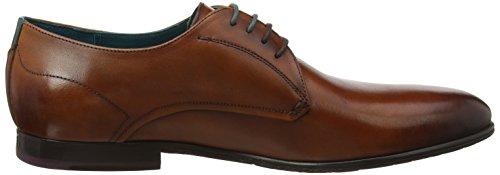 Ted Baker Fonntan, Chaussures À Lacets Derby Pour Homme Marron (tan # A52a2a)