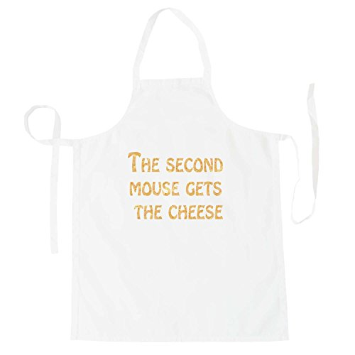 Il secondo mouse ottiene il formaggio grembiule t4b