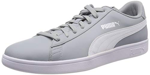 Puma Smash V2 L, Zapatillas Unisex Adulto, Gris Quarry