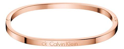 Calvin Klein Damen-Armreifen Edelstahl KJ06PD10010M