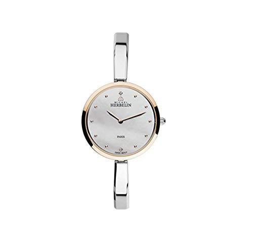 Michel Herbelin - Unisex Watch 17411/BTR19