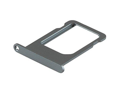 ICONIGON Ersatz für iPhone 5s / SE SIM-Kartenhalter (Grau) (5s Fall Kartenhalter Iphone)