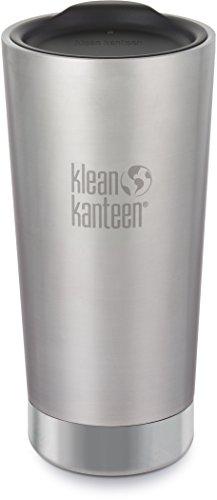 Klean Kanteen TUMBLERs Vacuum Insulated Gobelet, brossé Stainless, 0