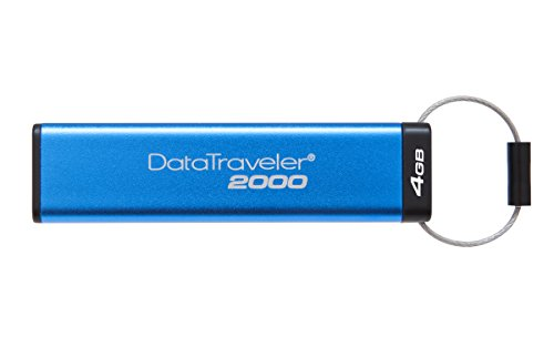 Kingston DataTraveler 2000 DT2000/4GB - Memoria USB