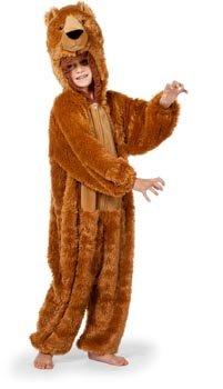 Wilbers Federbein Junior Bear Deluxe Kinder Kostüm (11–12Jahre)