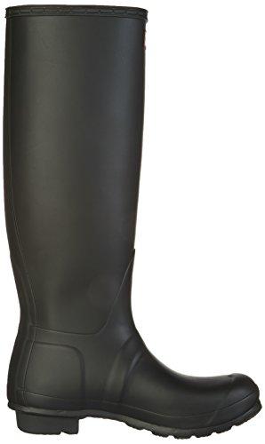 Hunter - Original Tall, Stivali da Pioggia Donna Black